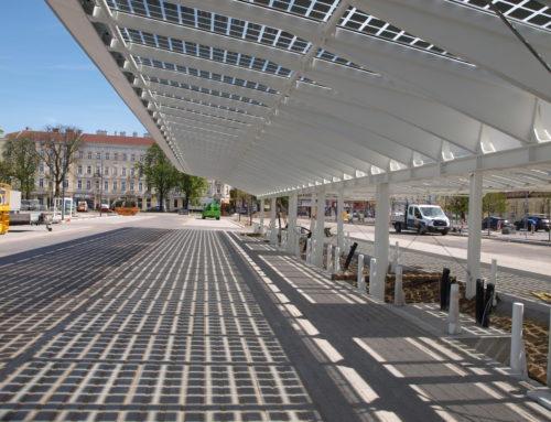 Arrival Center Schönbrunn