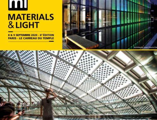 ActivSkeen at the Materials&Light 2020 trade fair