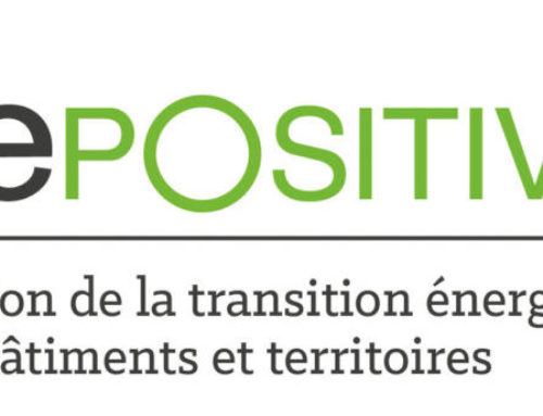 ActivSkeen present at the Be Positive trade fair in Lyon
